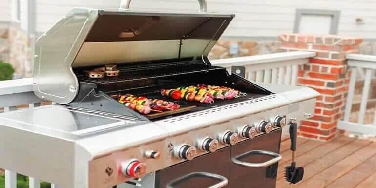 How to Convert Gas Grill to Propane