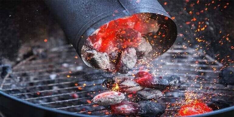 How to Light A Charcoal Grill Without Lighter Fluid