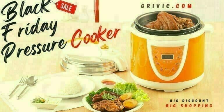 Best Black Friday Pressure Cooker Deals